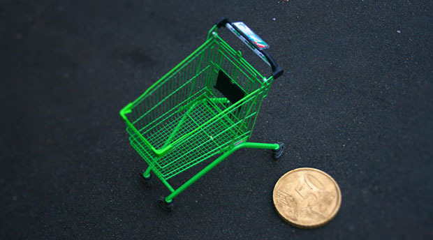 Big Money Project - shopping cart