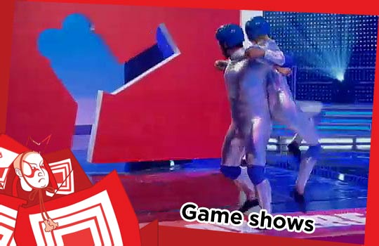 Game show graphic