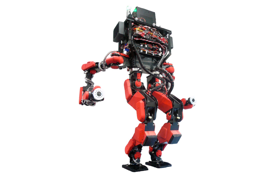 Schaft, a Japanese company focusing on a humanoid robot, is one of several small robotics firms that Google has acquired.