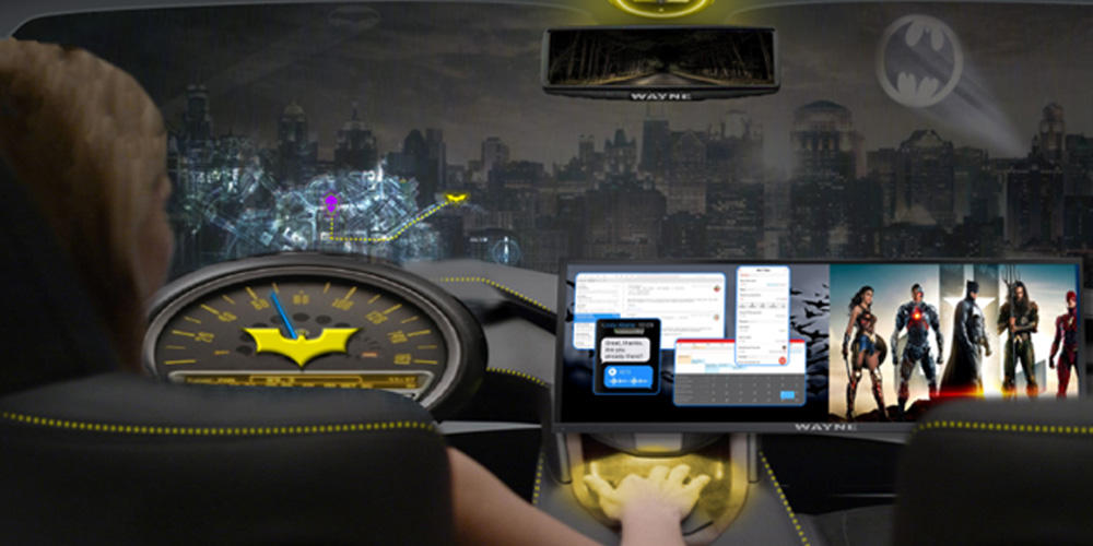 Intel couples with Warner Bros. for in-car entertainment