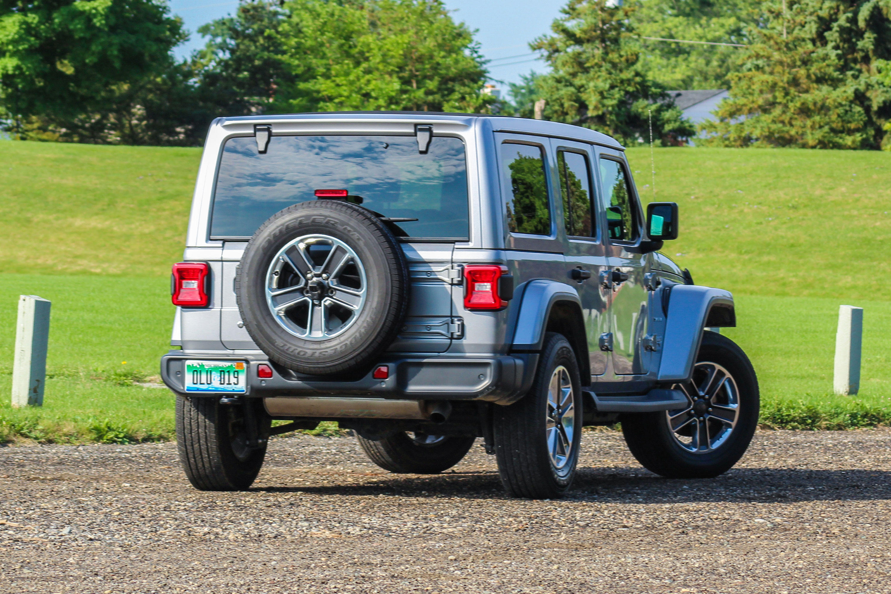 Emme Hall's pick: Jeep Wrangler