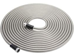 Monoprice 75-Foot Stainless Steel Garden Hose for $24.99 + free shipping w/ $39