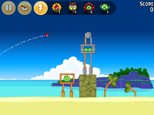 Angry Birds is now free.