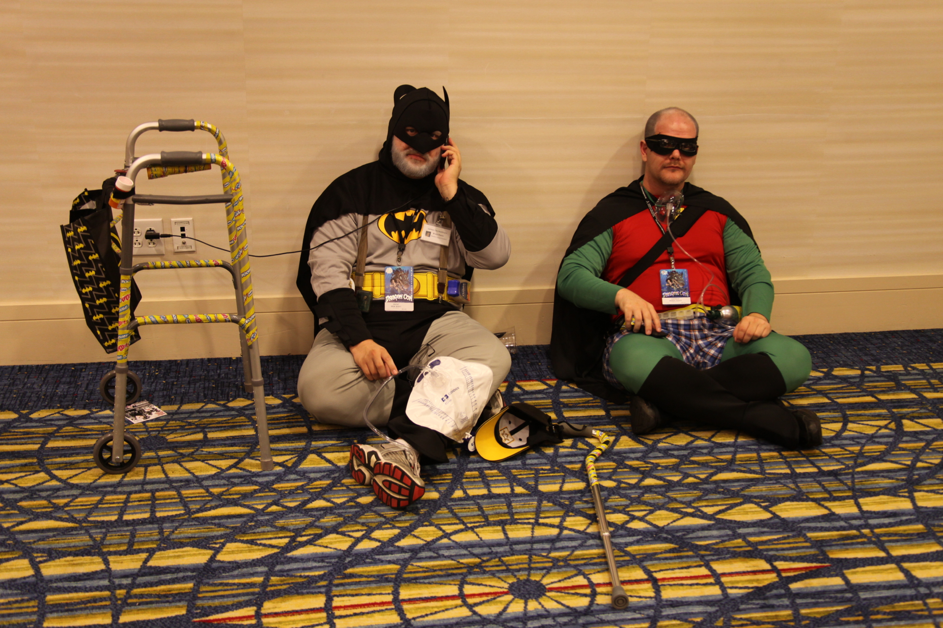 Batman and Robin, the later years