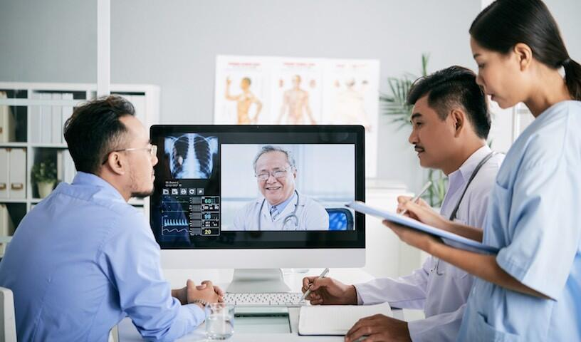 5G healthcare AT&T
