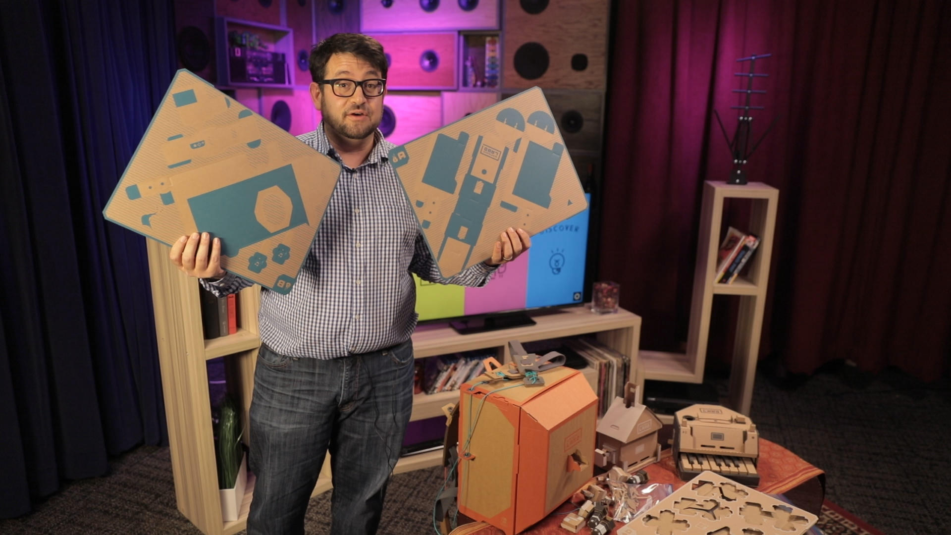 Video: A week with Nintendo Labo