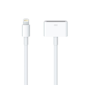 Apple's new plug, already selling well apparently.