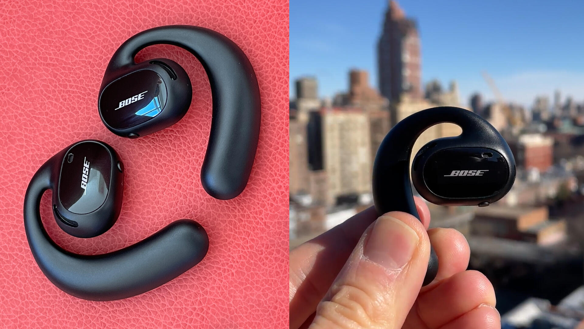 Video: Bose Sport Open Earbuds review: Quirky design, surprising sound