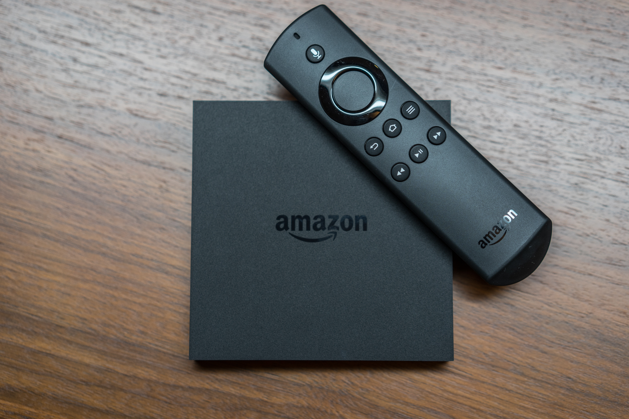 The Amazon Fire TV can pull in Internet video compressed with HEVC/H.265 technology, but Amazon is also backing development of a competing technology.