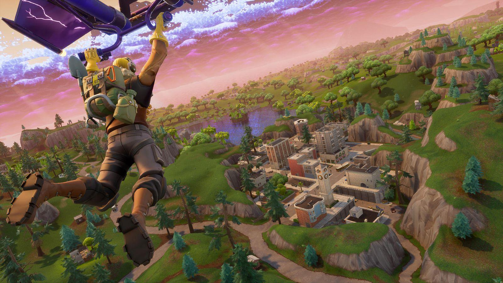 What Is The Security Flaw In Fortnite Fortnite Had A Security Vulnerability That Let Hackers Take Over Accounts Cnet
