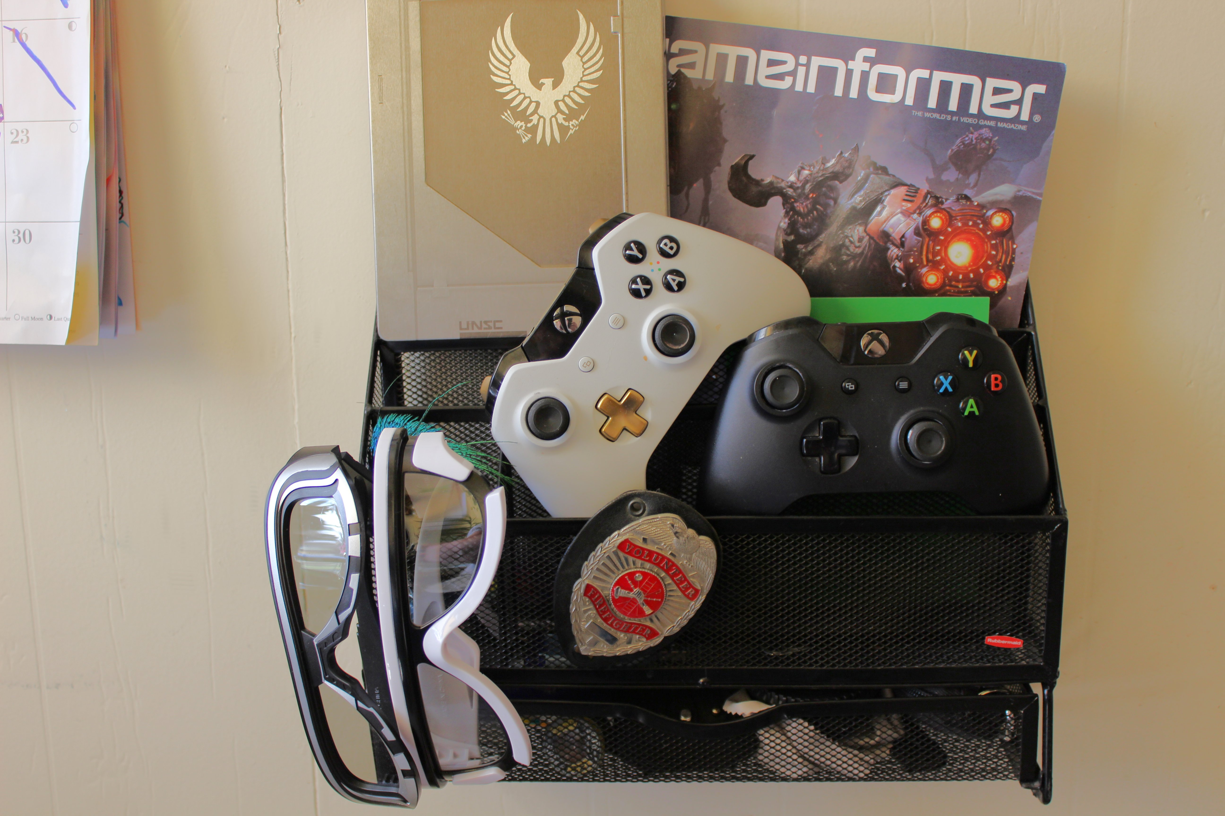 Wrangle your gaming gear
