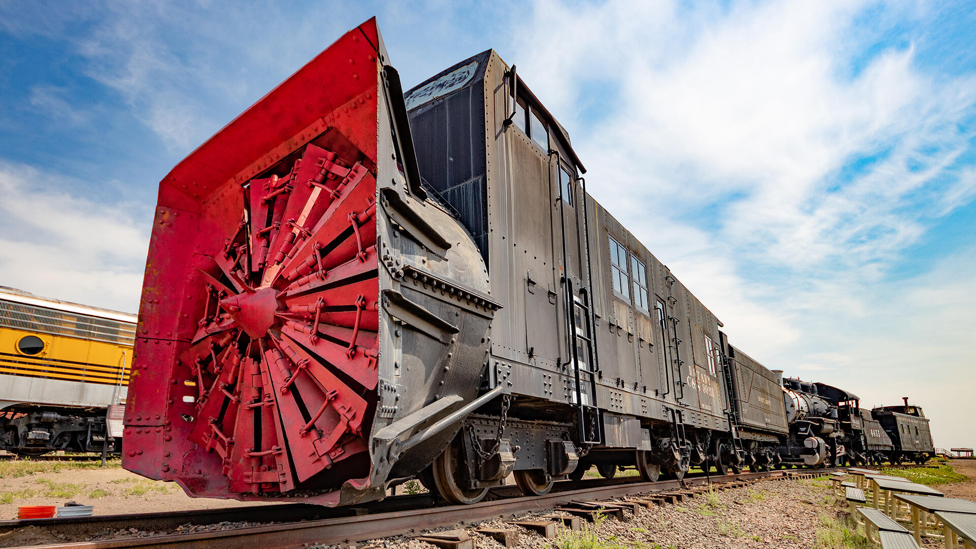 Rails in the Rockies: A Tour of the Colorado Railroad Museum