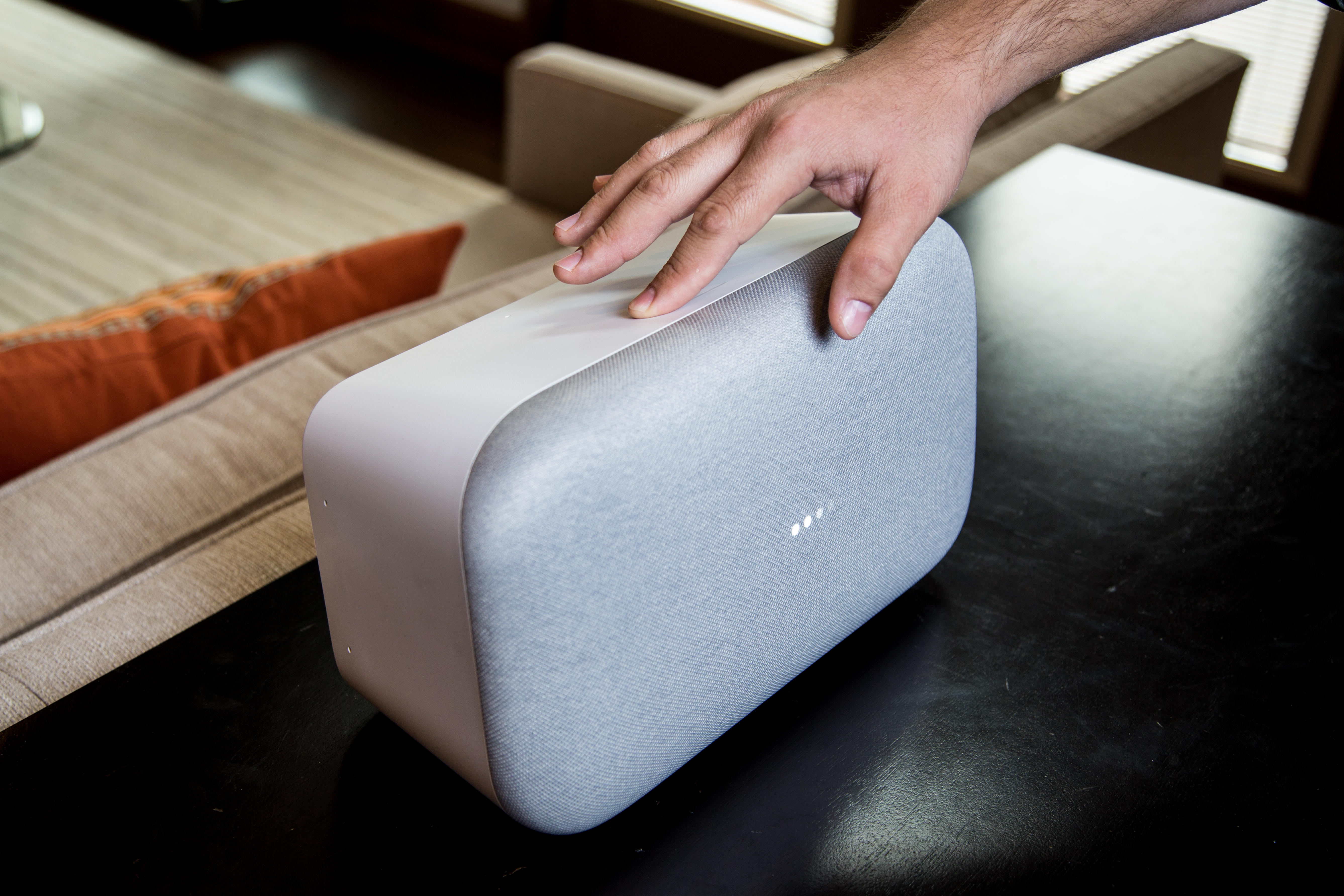 Google Home Max review: Harder, better, stronger sound comes to Google Home - Page 2 - CNET