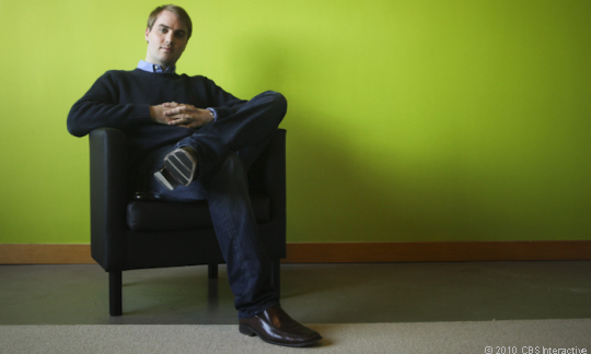 John Hering, co-founder and chief executive of Lookout