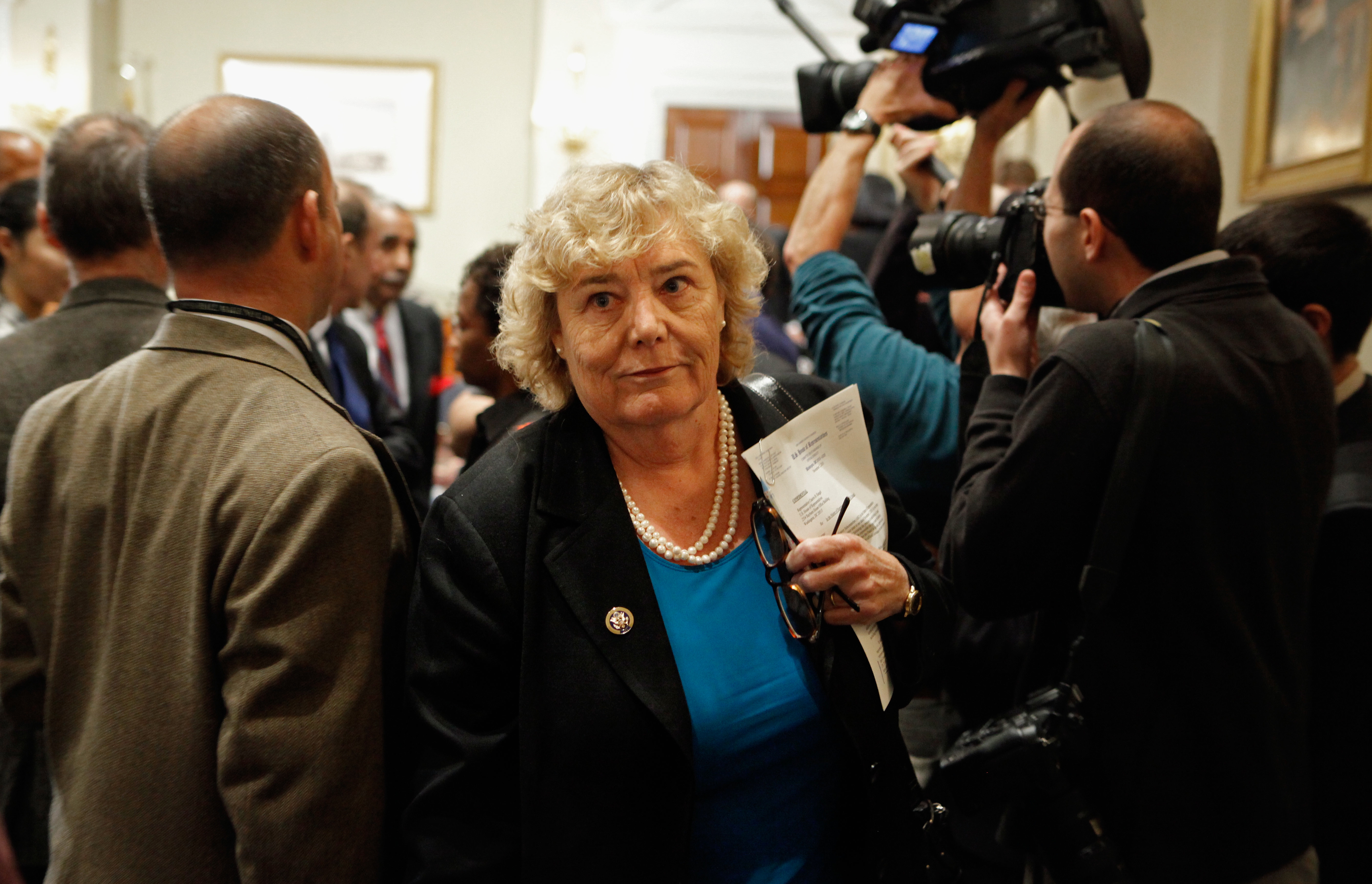 Rep. Zoe Lofgren, a Democrat who represents the heart of Silicon Valley, is trying to fix the Computer Fraud and Abuse Act. Her proposal faces serious hurdles.