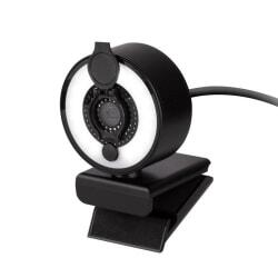 Workstream by Monoprice 2K Webcam with Lens Cover for $34.99 + free shipping w/code GET30