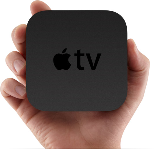 Hobby? The Apple TV is still considered one by Apple, but the company sold 1.4 million of the things this quarter.