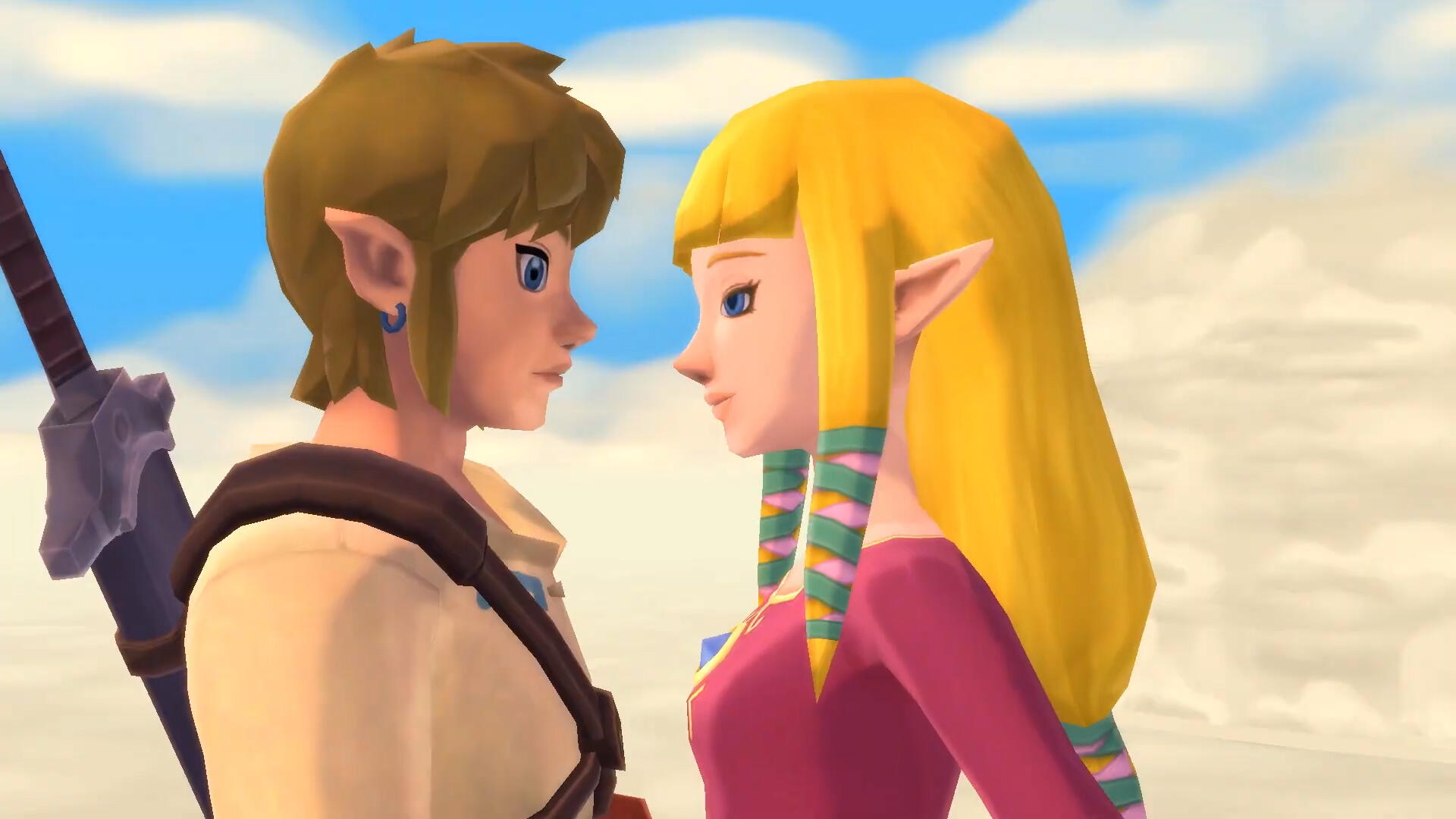 Video: Nintendo reveals The Legend of Zelda: Skyward Sword HD trailer