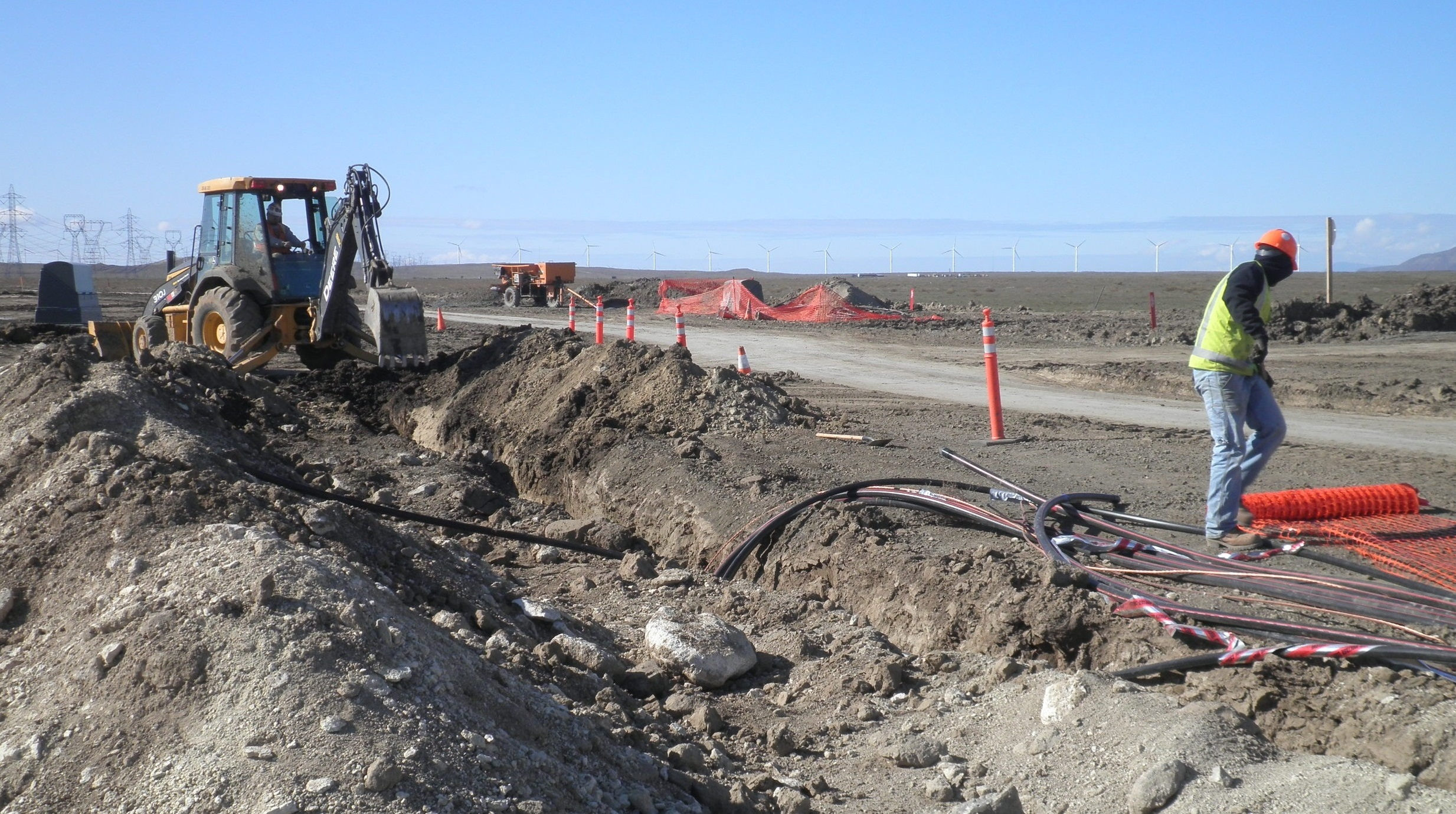 The Shepherds Flat wind farm is expected to be fully operational in 2012 and supply 235,000 average U.S. homes.