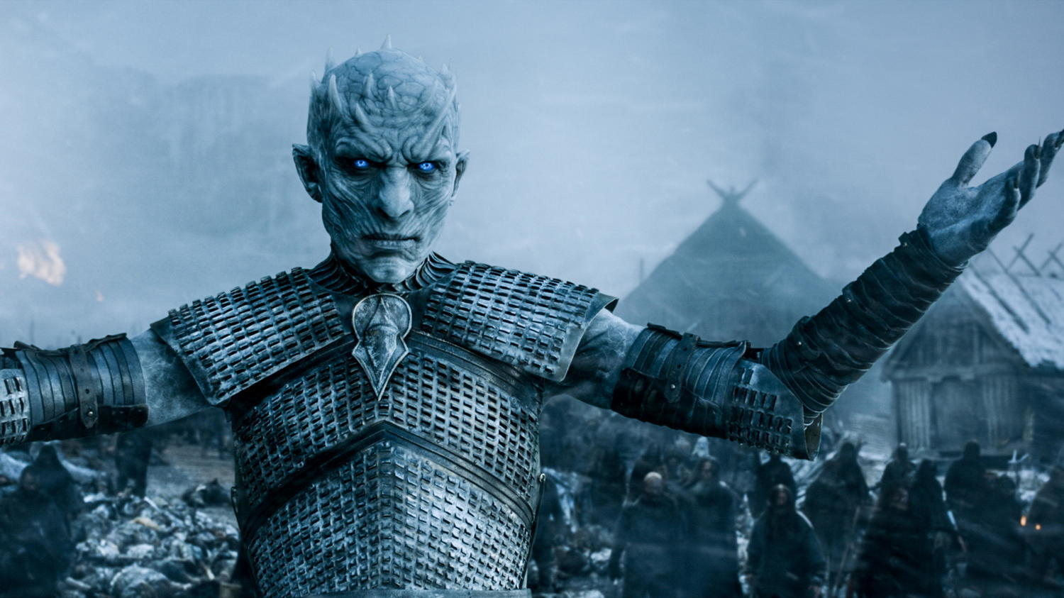 2. The White Walkers