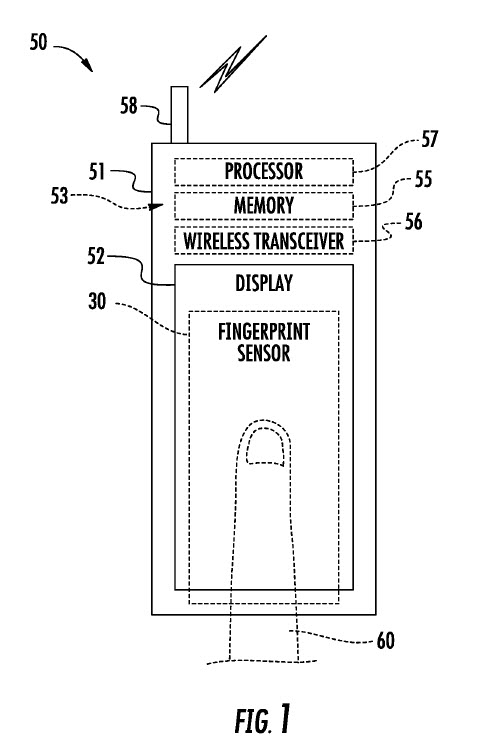 A look at Apple's finger-sensing patent application.