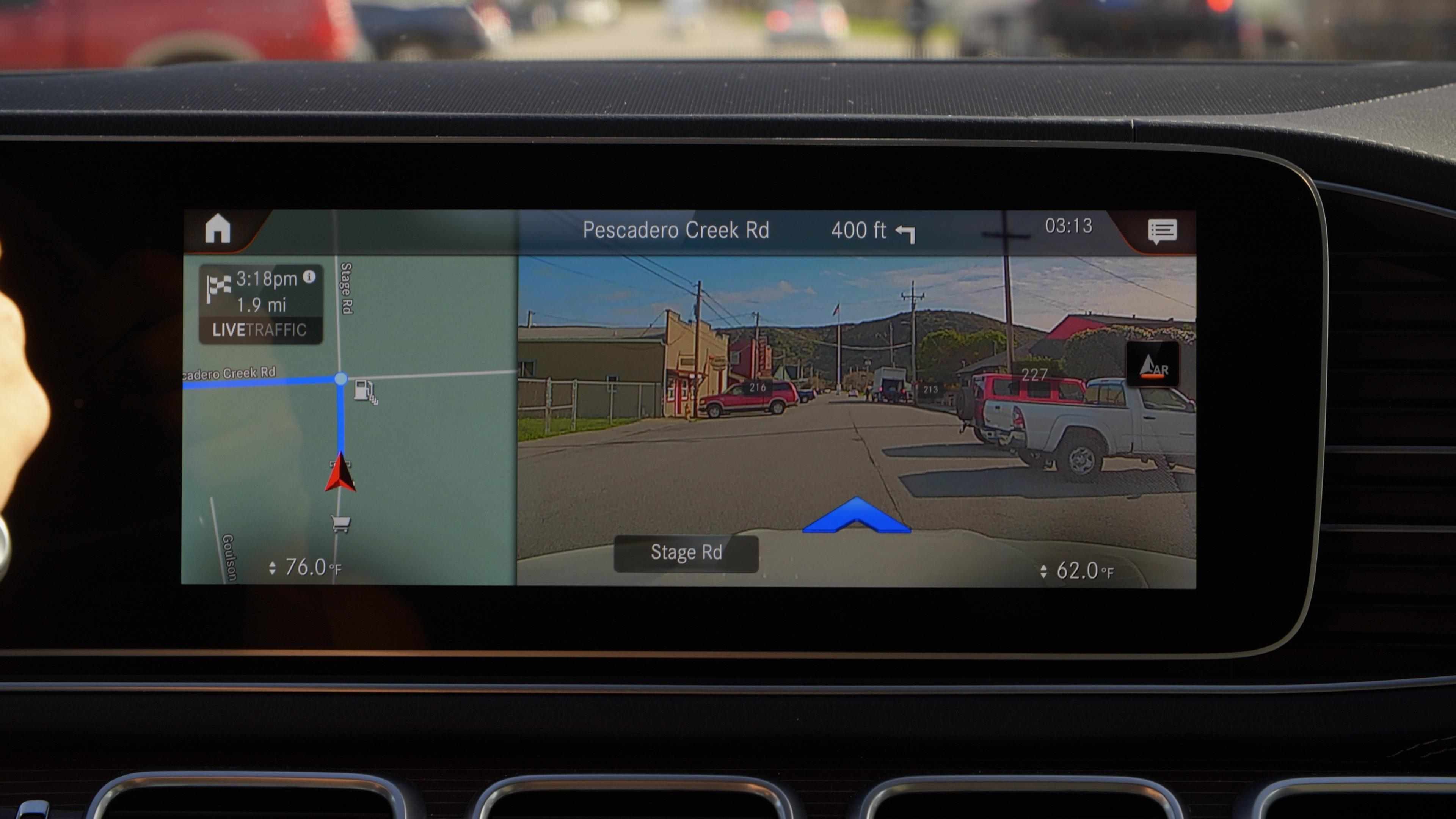 Video: Checking the tech in the 2020 Mercedes-Benz GLE450