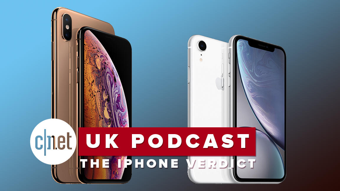 Video: CNET UK Podcast 546: The iPhone verdict and Huawei's awesome new kit