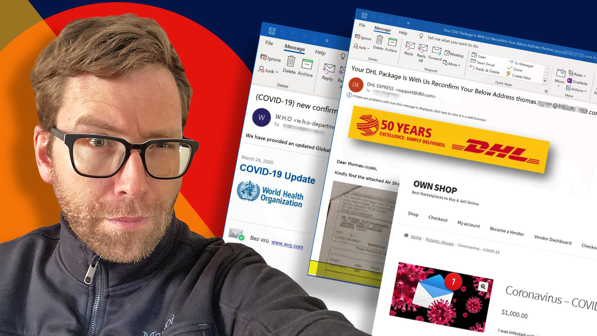 Video: Here's how scammers are using the coronavirus to cash in