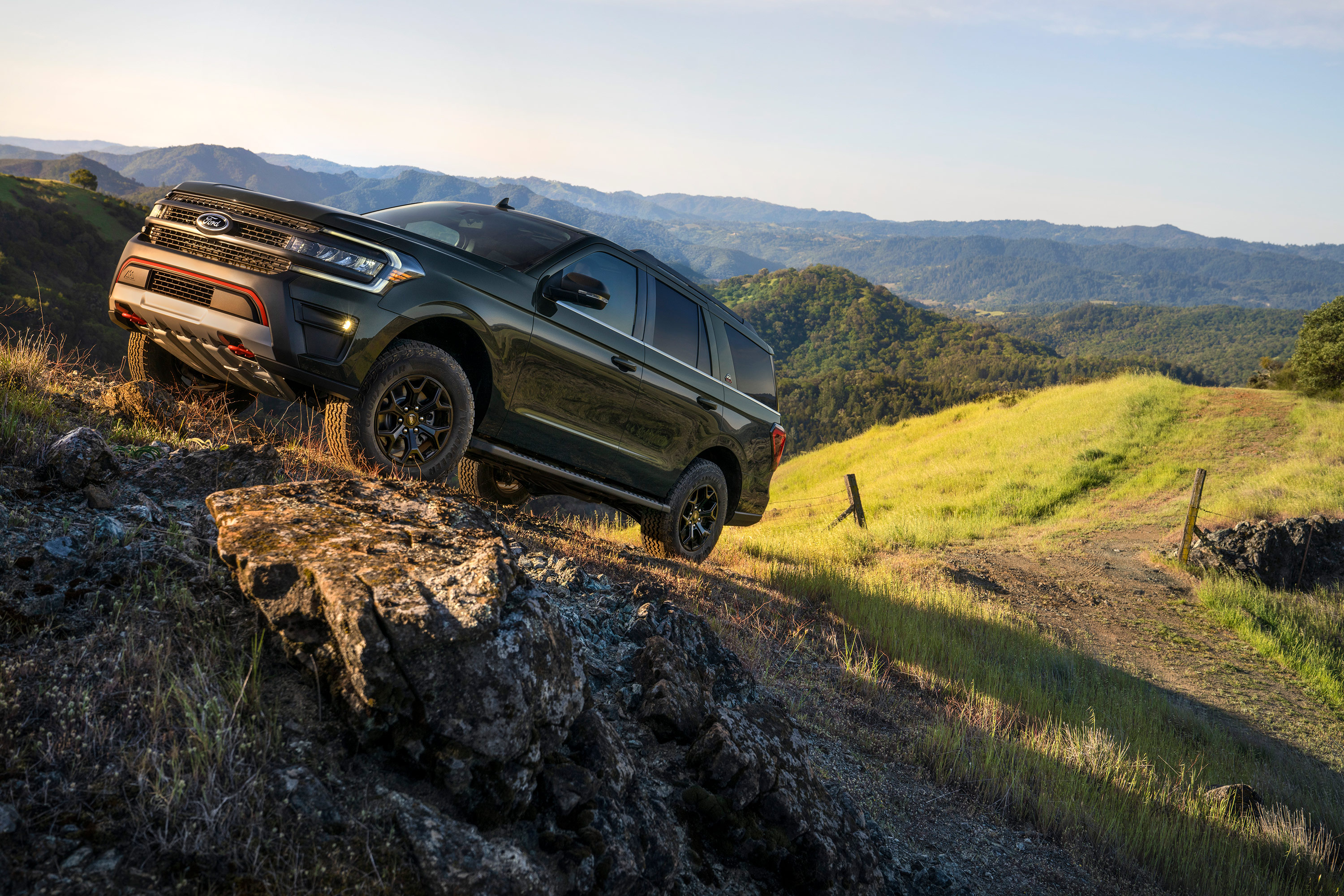 2022 Ford Expedition - Timberline