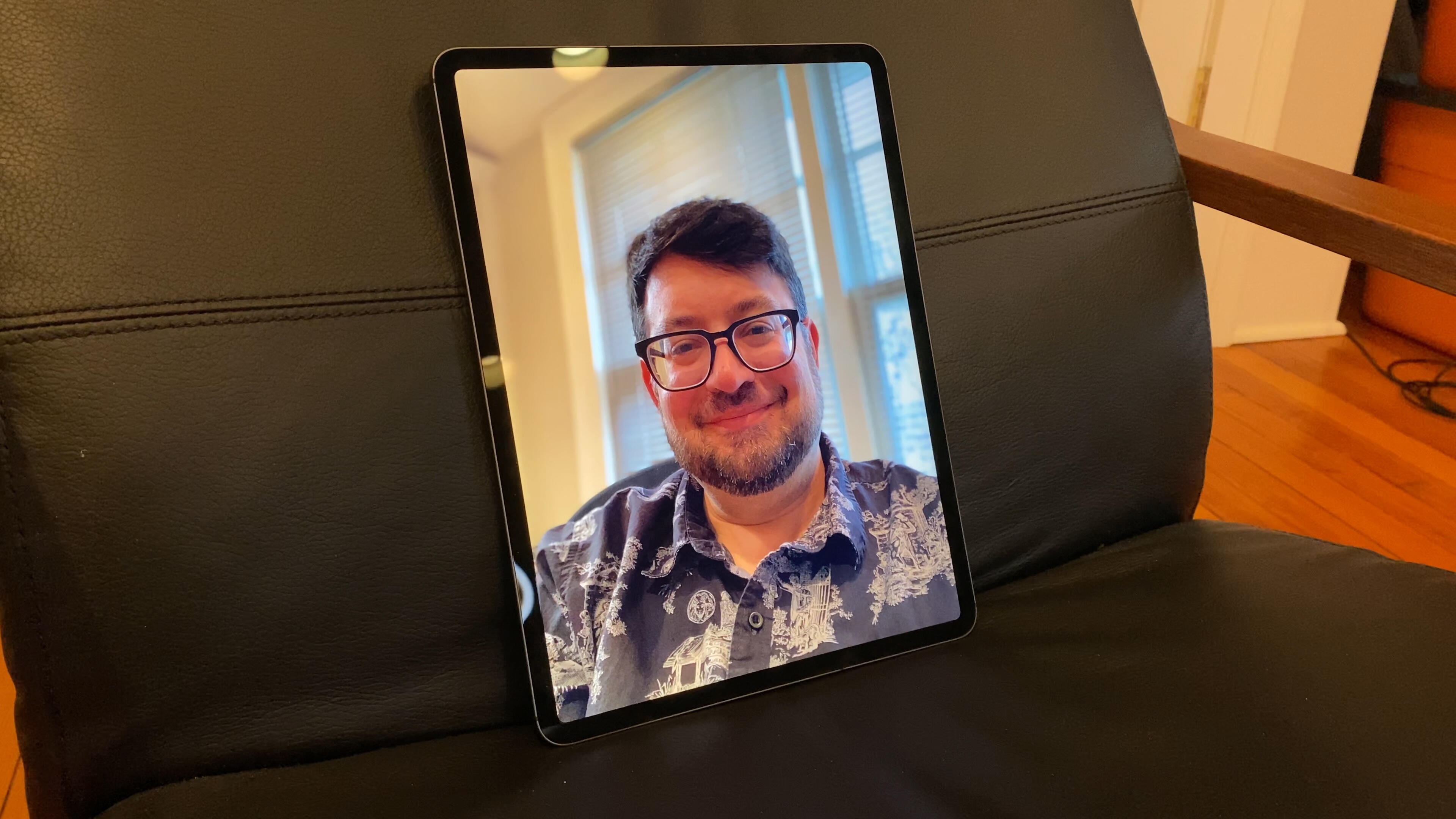 Video: My first week at home using the new iPad Pro