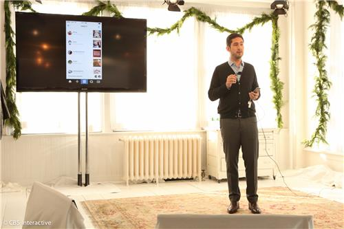 Kevin Systrom unveils Instagram Direct
