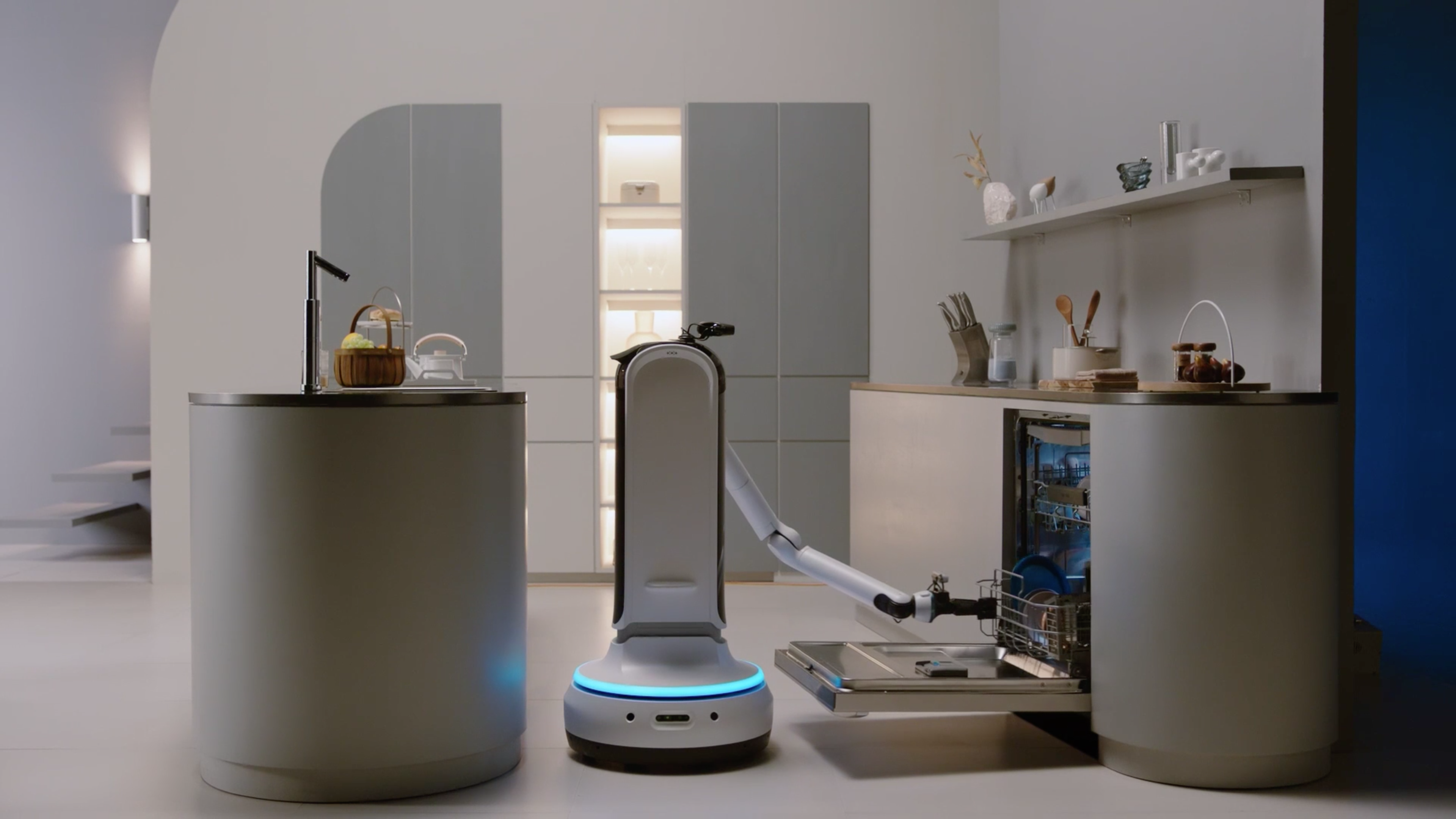 Video: Talking with Samsung about its new robot helpers