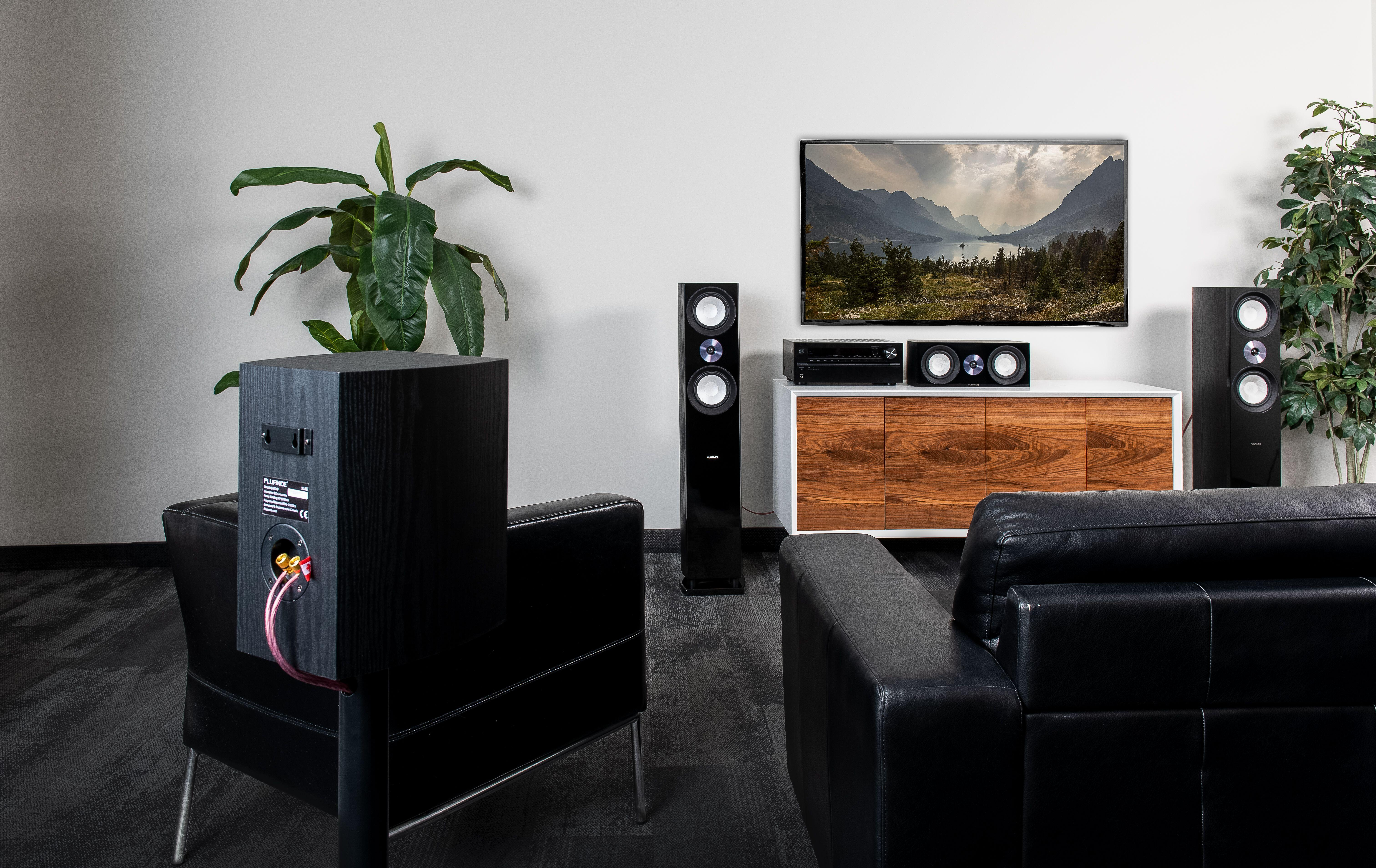 Fluance goes big with XL8 home theater speakers