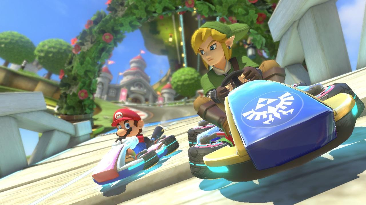 Top-selling Wii U game: Mario Kart 8