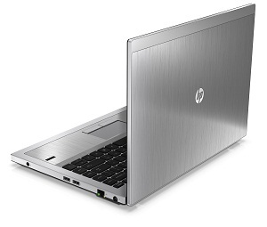 HP ProBook 5330m--one of HP's thinner business laptops.  There is pressure to keep PCs inside the company.