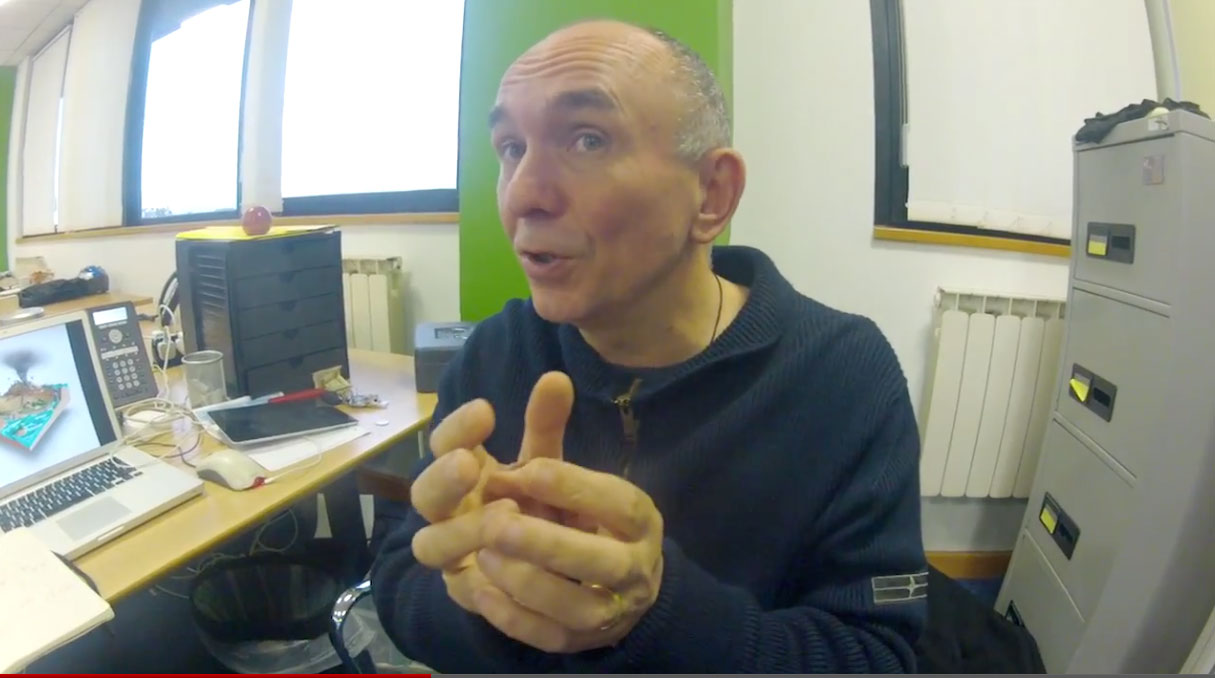 Peter Molyneux explains 22Cans' upcoming game, Godus.