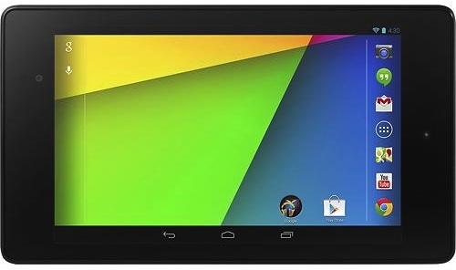 The Nexus 7's ultra-high-resolution display may be a preview of the screen on a rumored iPad Mini Retina.