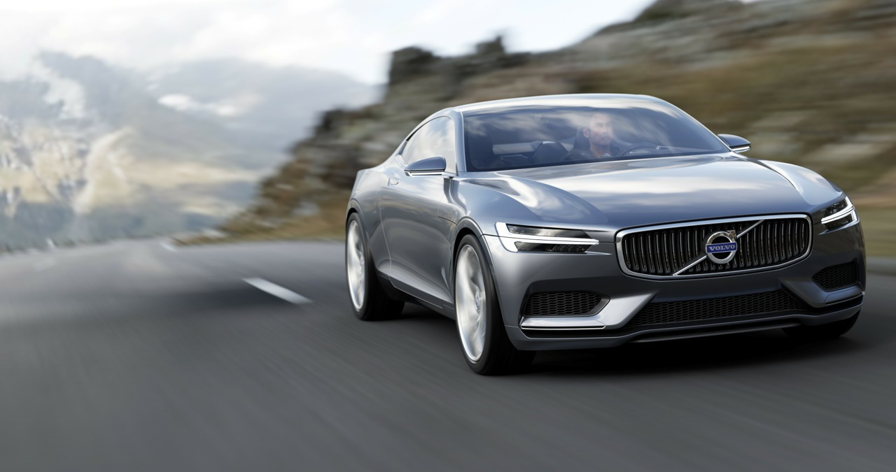 Volvo Concept C: The 'sweded' sports coupe