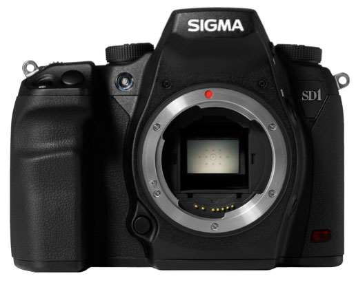 Sigma plans to ship its new flagship SD1 SLR in February.