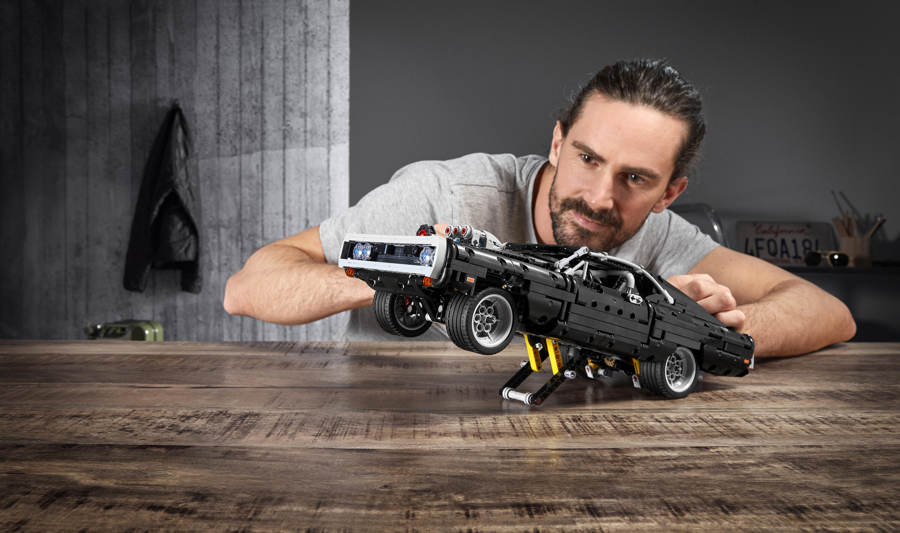 Lego Technic Dodge Charger from Fast and Furious
