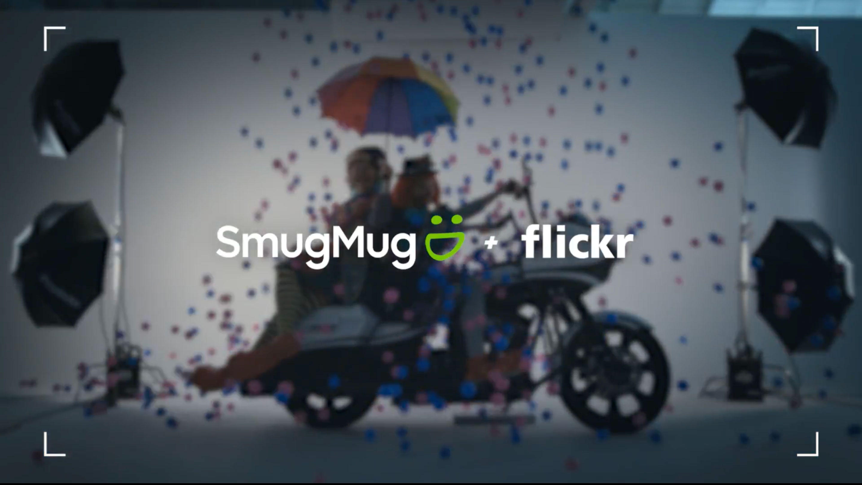 SmugMug announces its acquisition of photo-sharing pioneer Flickr.