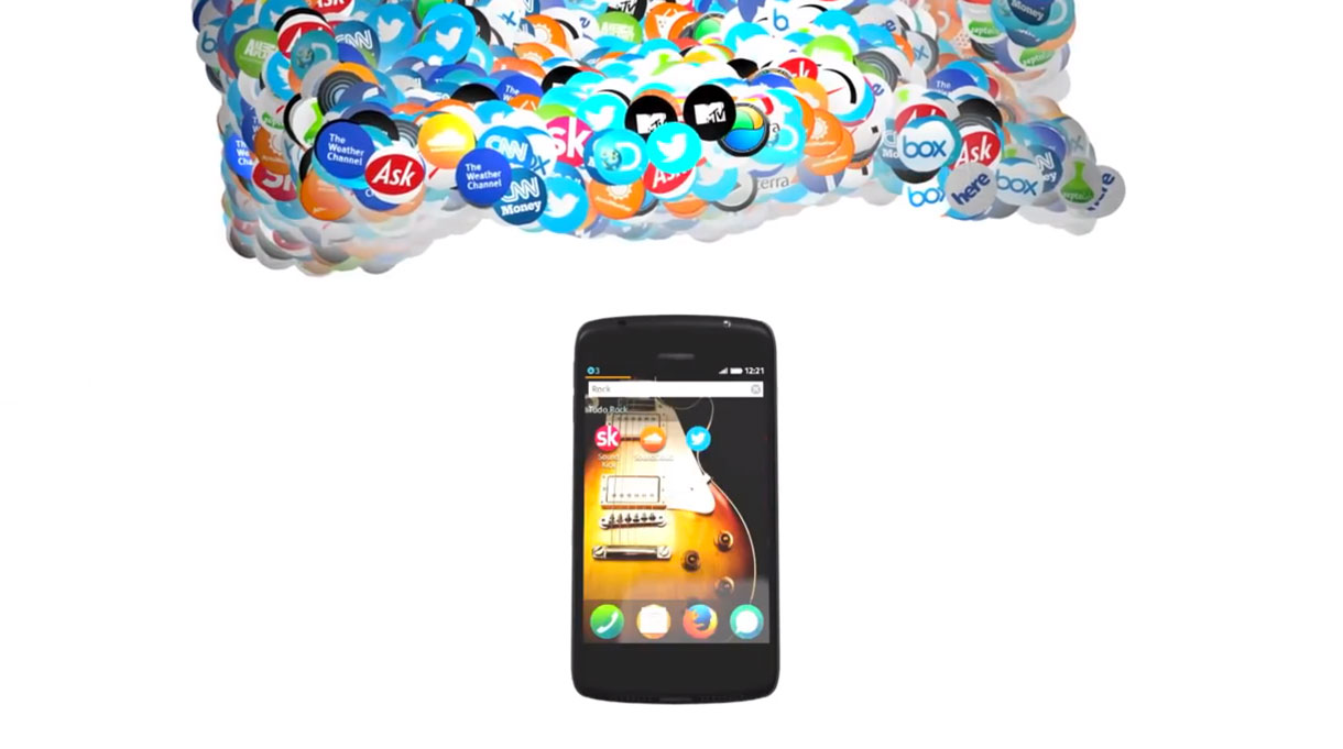 Firefox OS gets a head start on app support by being able to tap into the Web.