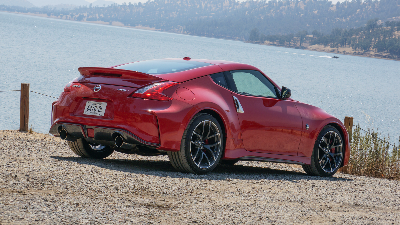 2017 Nissan 370Z Nismo coupe