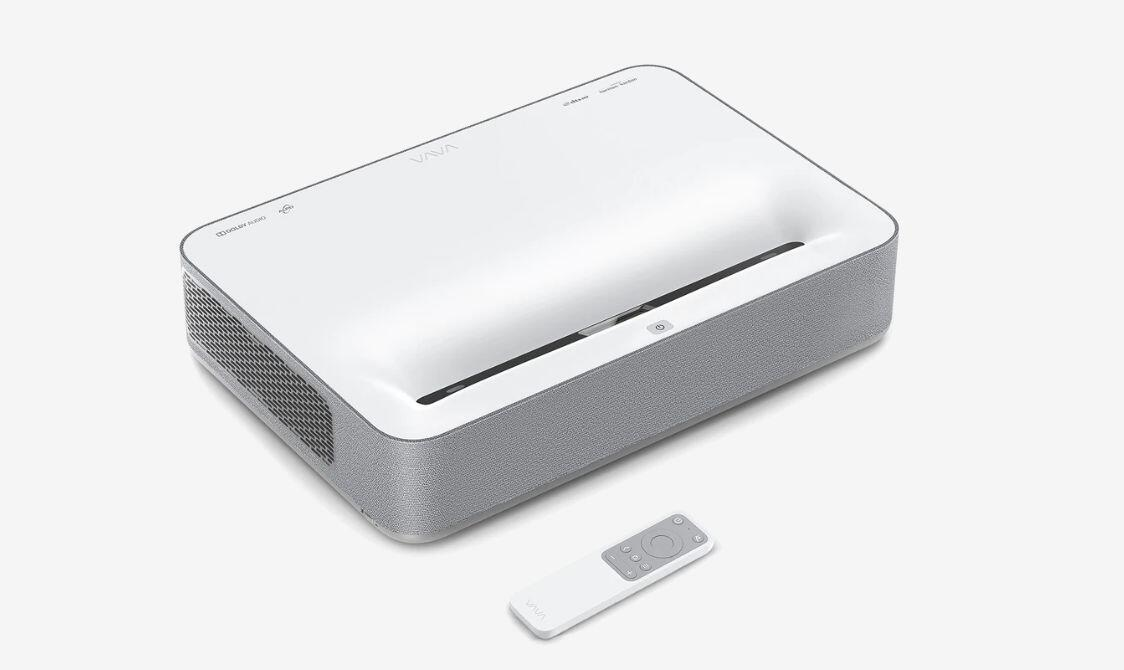 The amazing Vava 4K HDR ultra-short-throw projector is on sale for ,999 (save 0)