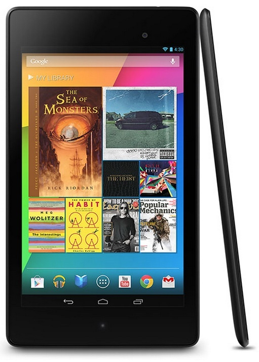 The 7-inch Nexus 7: small tablets are in.