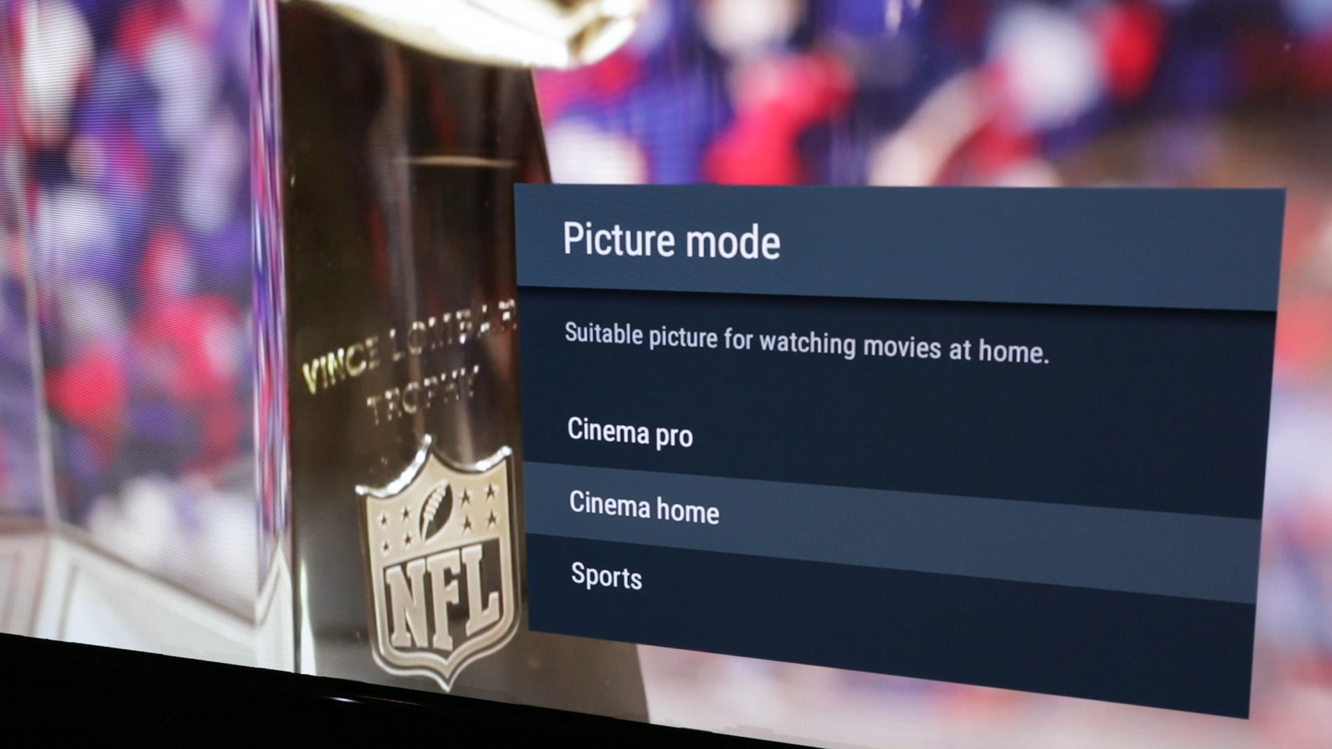 Video: How to set up your TV for the big game