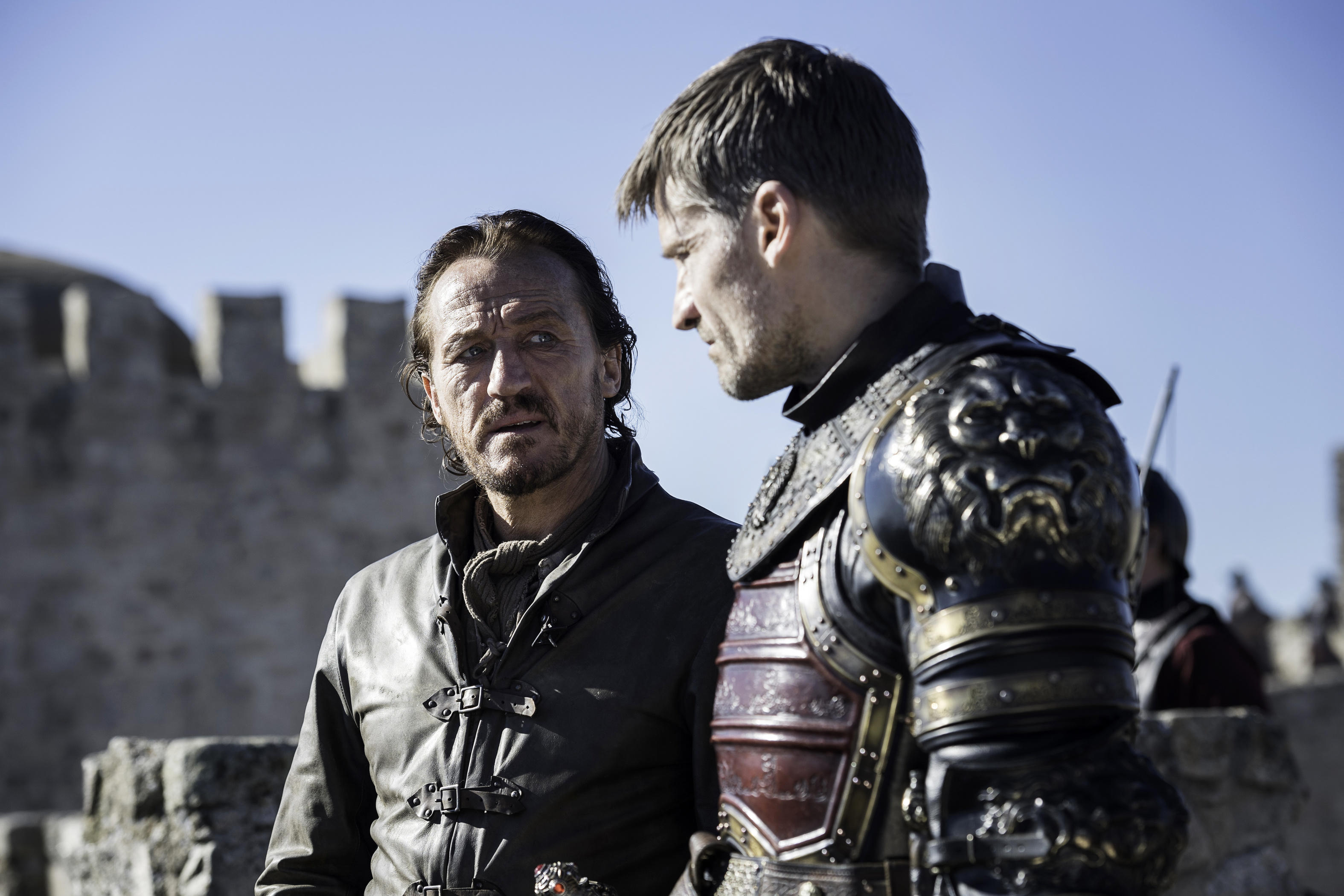Bronn gets his castle