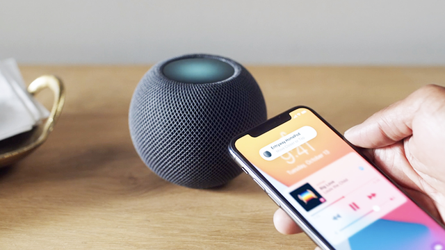 Video: Apple makes its smart home more accessible with a $99 HomePod Mini