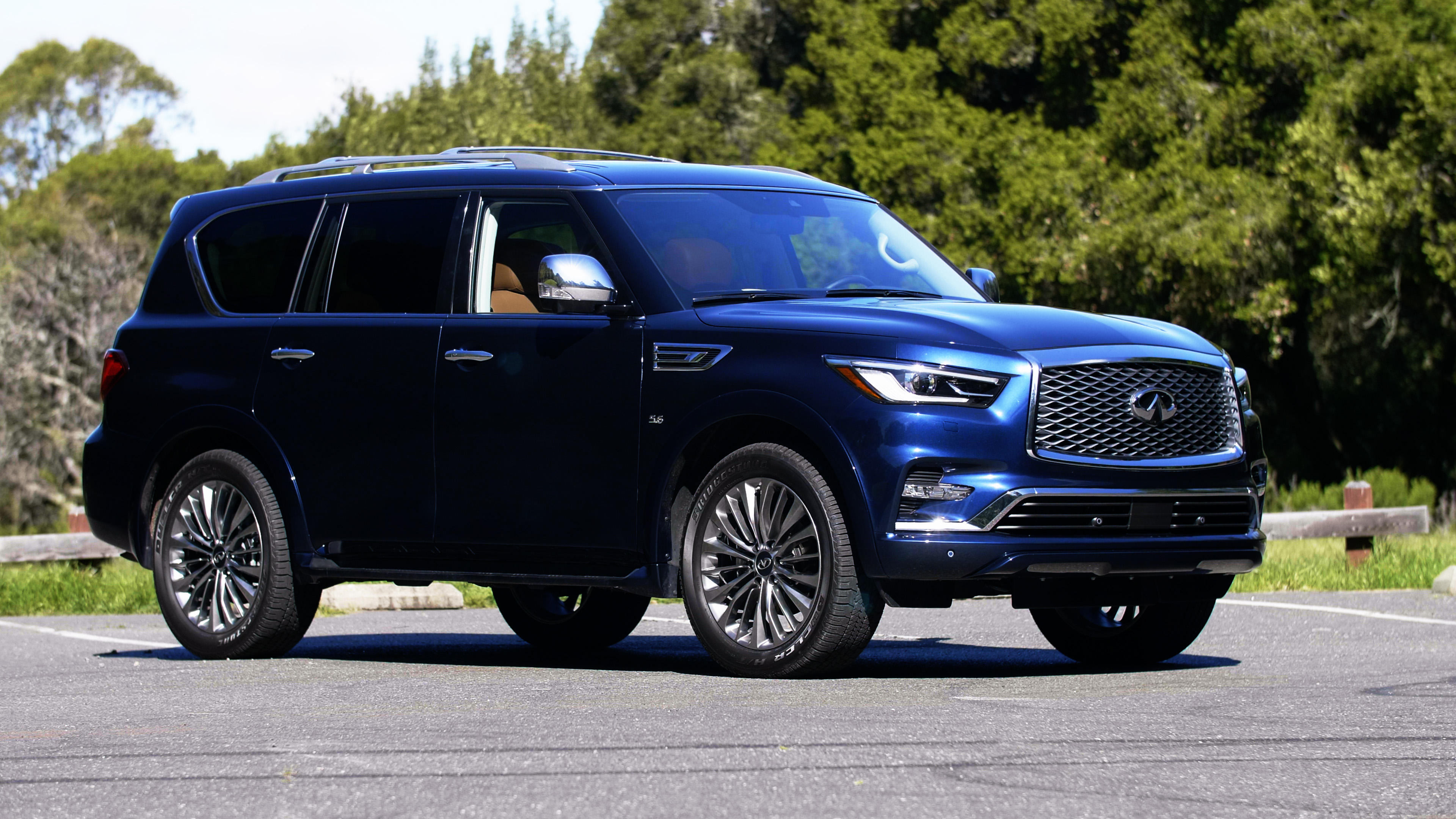 Video: 2018 Infiniti QX80: New but only half improved