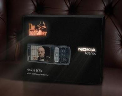 Nokia N73, Godfather edition